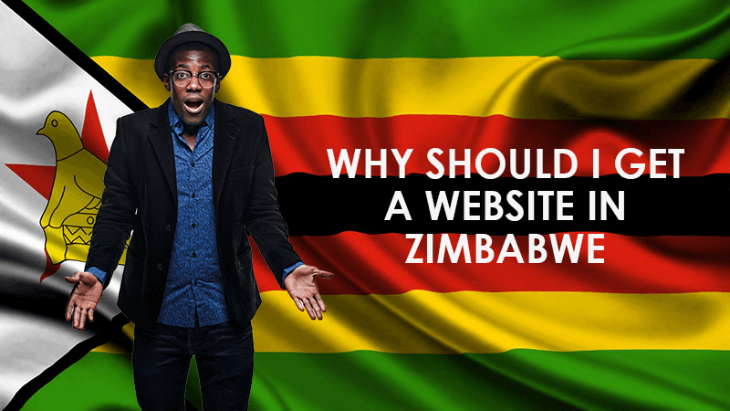 get a website in zimbabwe